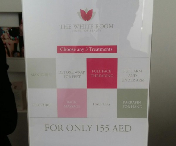 The White Room Beauty & Spa Review